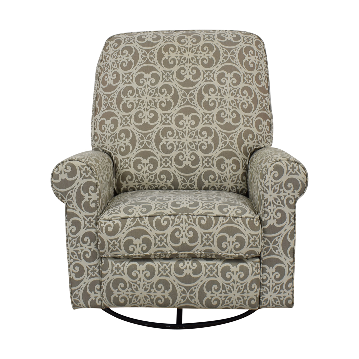 abbyson living rocking chair hanging ball on sale