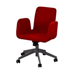 Red Desk Chair Ikea Help Stand Up 79 Off Patrik Rolling Chairs