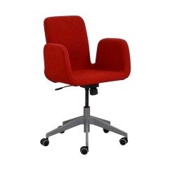 Red Desk Chair Ikea Lazy Boy Recliner Chairs Uk 79 Off Patrik Rolling