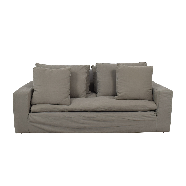 single cushion sofa pros and cons sleeper sofas atlanta cabinets matttroy