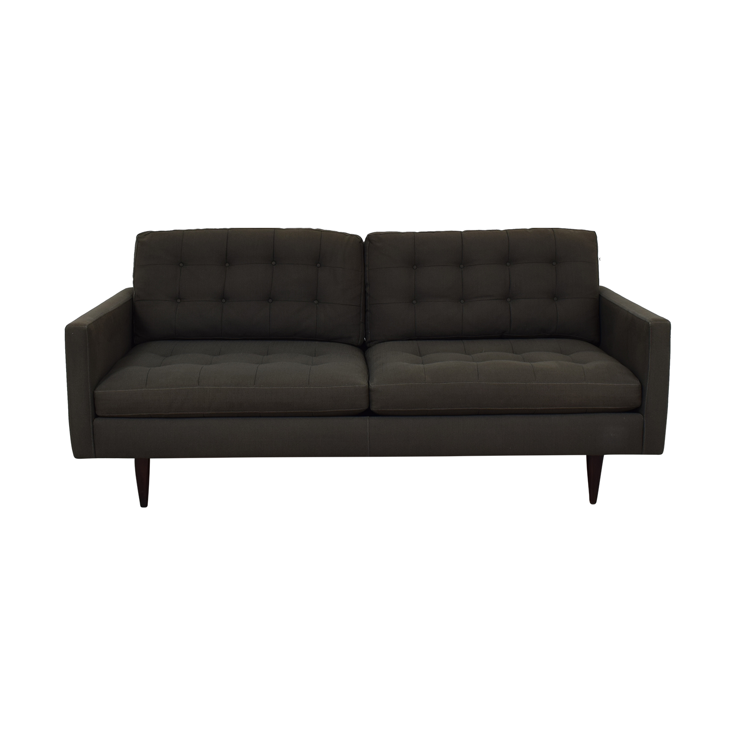 crate and barrel lounge sofa pilling sophia urban barn 70 off willow sage