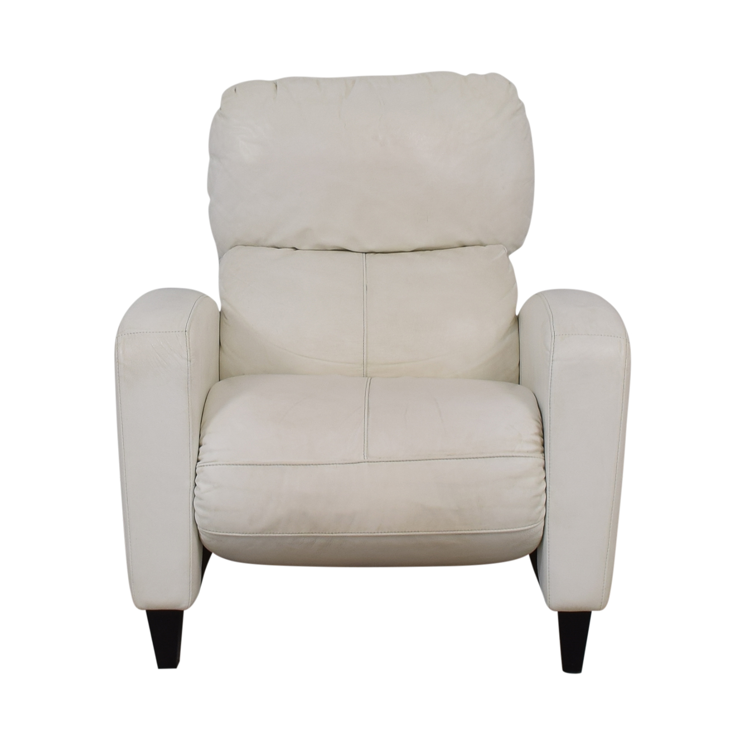 american leather chairs and recliners canvas folding 45 off white recliner nyc