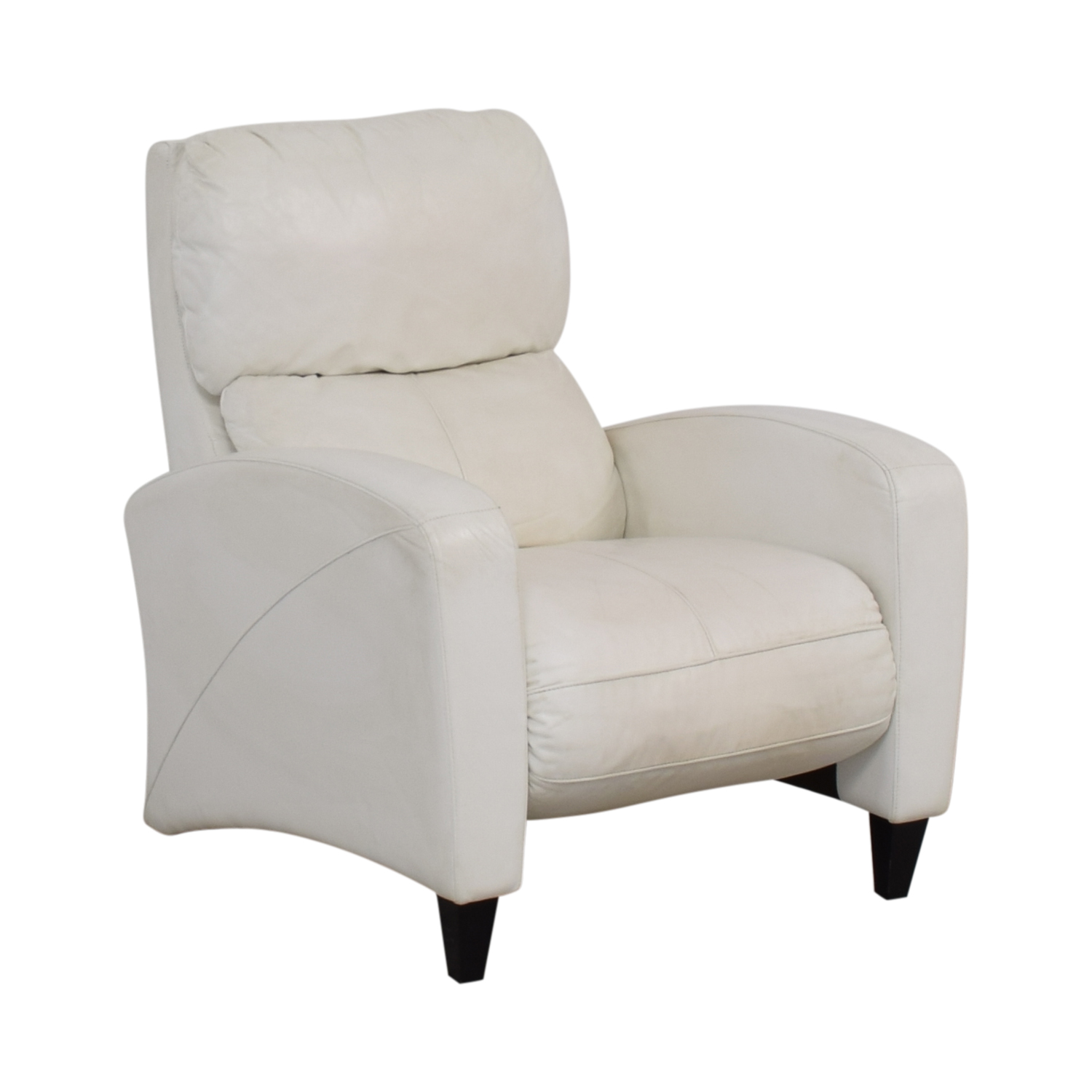 american leather chairs and recliners milo baughman lounge chair 45 off white recliner used