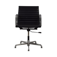 Eames Aluminum Chair Covers Folding Chairs Cheap 53 Off Herman Miller Black Leather Shop Office