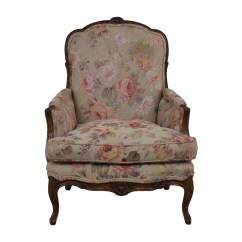 Floral Upholstered Chair Childrens Desk 79 Off Arm Chairs Buy Accent