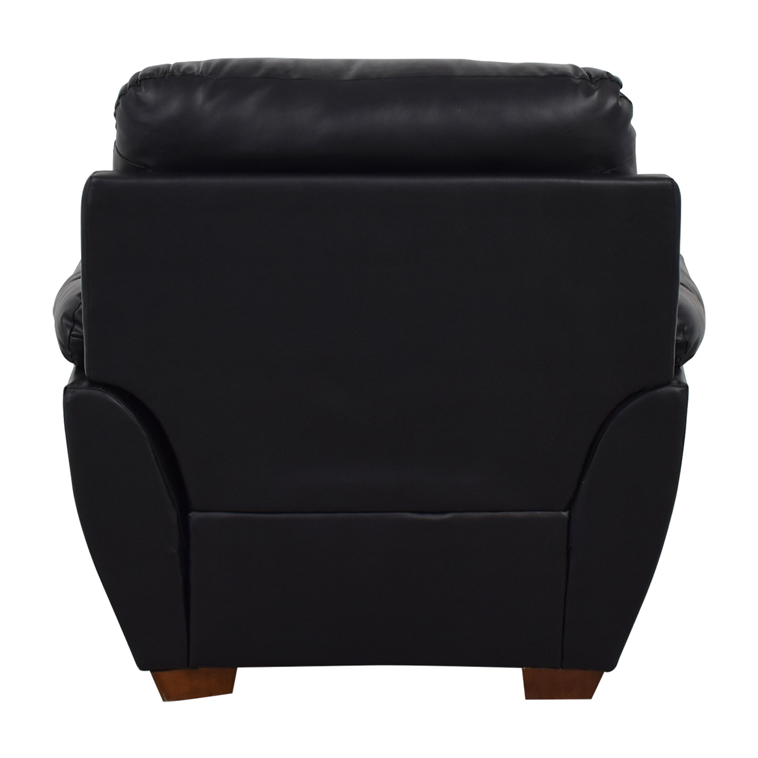 Black Accent Chairs Jennifer Furniture Wilton Black Accent Chair