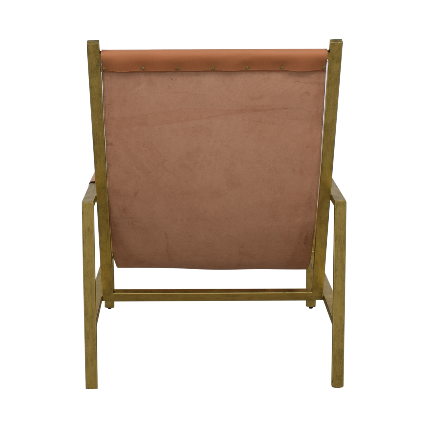 Tan Accent Chair 80 Off One Kings Lane One Kings Lane Tan Leather Accent