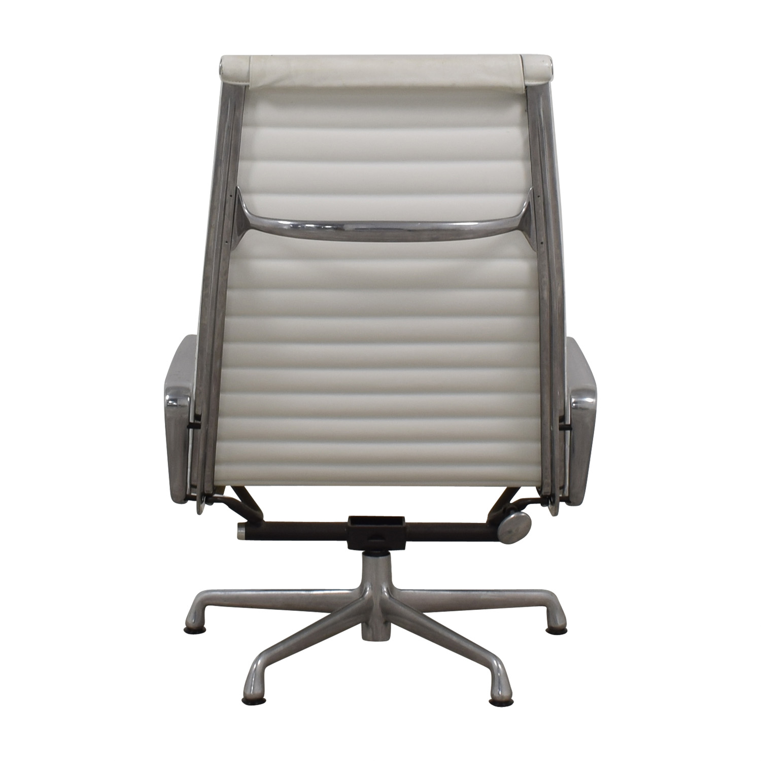 office chair for sale balance ball 83 off ikea black adjustable reclining chairs herman miller eames aluminum group white lounge