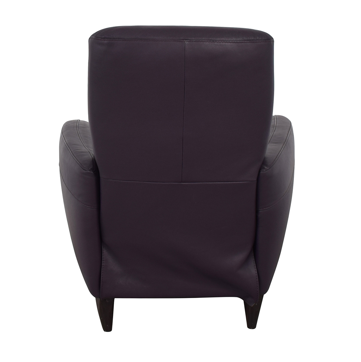 purple recliner chairs office chair support for upper back pain recliners used sale