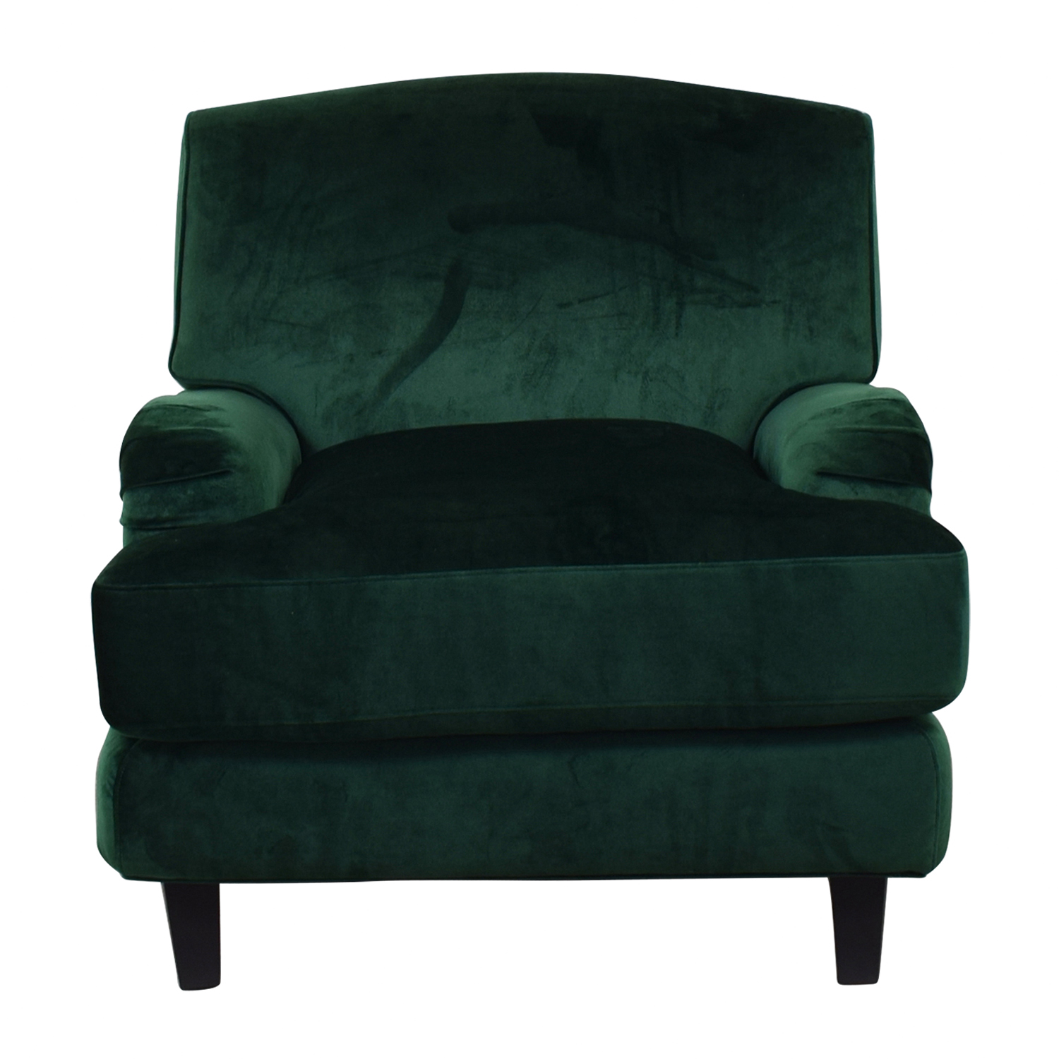 Emerald Green Accent Chair 76 Off Rose Emerald Green Chair Chairs