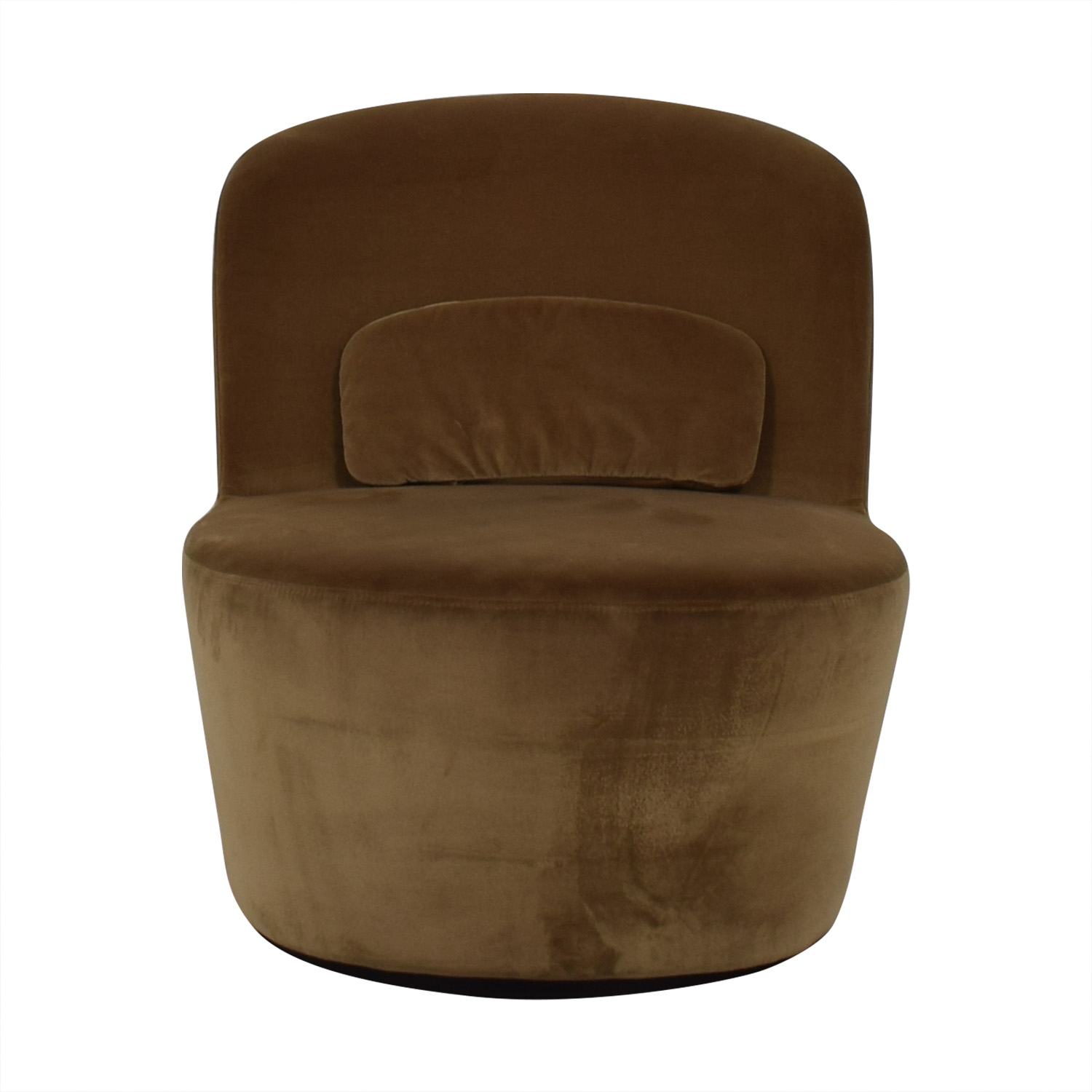 accent chairs ikea linen wingback chair cover 56 off tan slipper buy