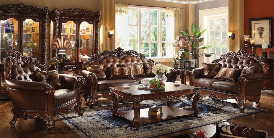Vendome 6000 By Acme Furniture Del Sol Furniture