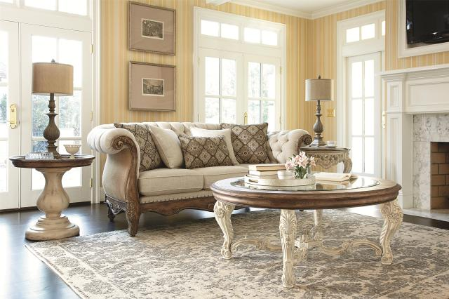 American Drew Jessica McClintock Home The Boutique Collection