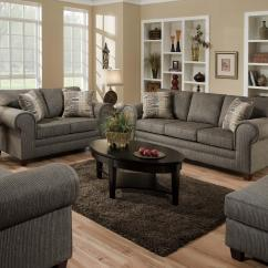 American Furniture Living Room Tables Design Apartment 3750 Stationary Group Darvin By