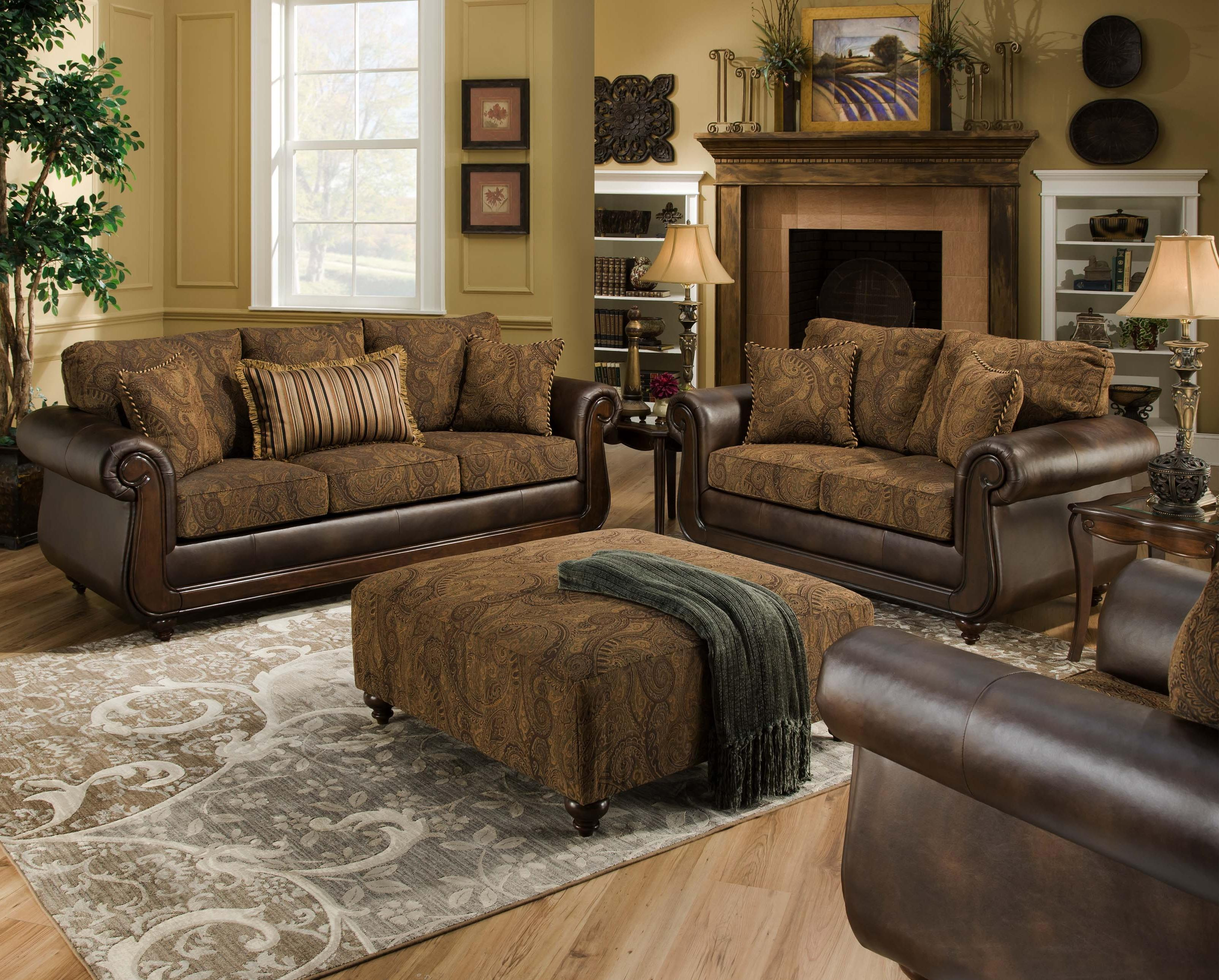 american furniture living room sectionals simple interior designs for rooms 5850 stationary group miskelly
