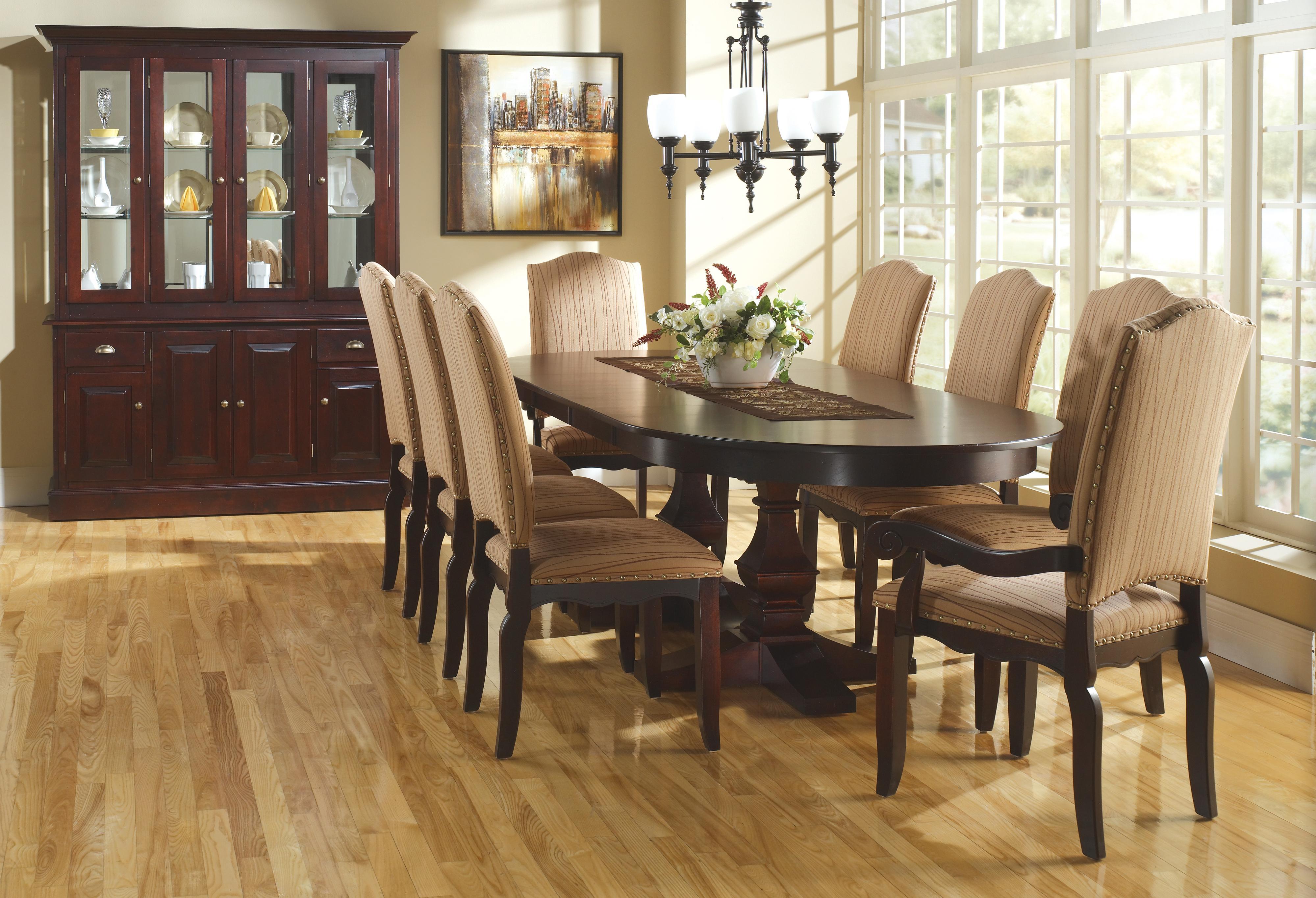Custom Dining Set 22 By Canadel Steger S Furniture