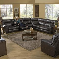 Catnapper Sofas And Loveseats Grey Linen Sectional Sofa Nolan 404 1223 29 3023 19 By Adcock Furniture Dealer
