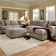 Corinthian Wynn Sectional Sofa American Furniture Warehouse Sleepers 30 Best Ideas Of ...