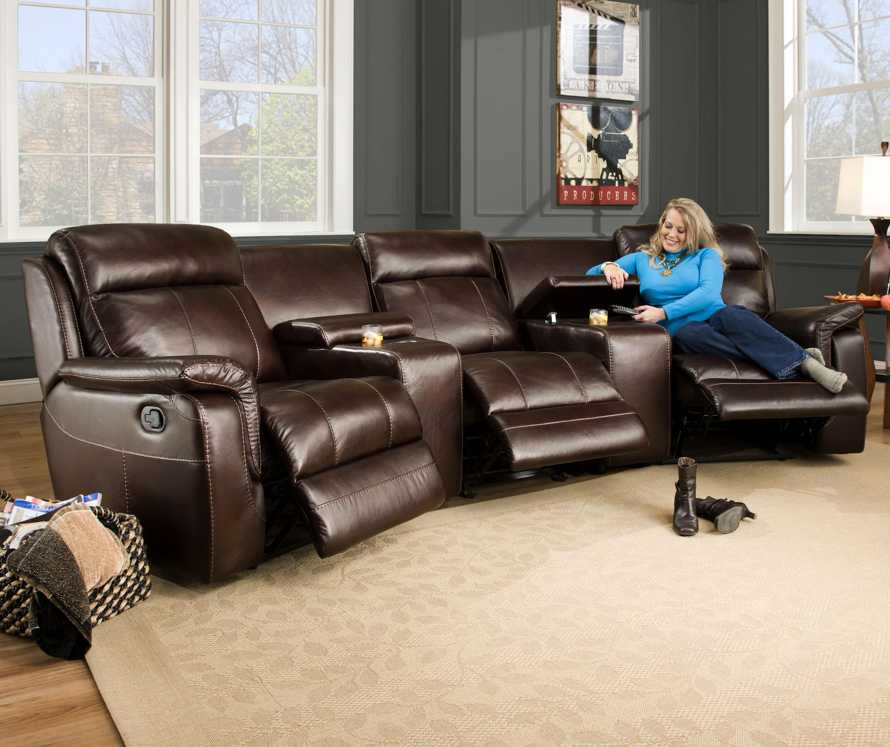 corinthian 862 curved sectional sofa