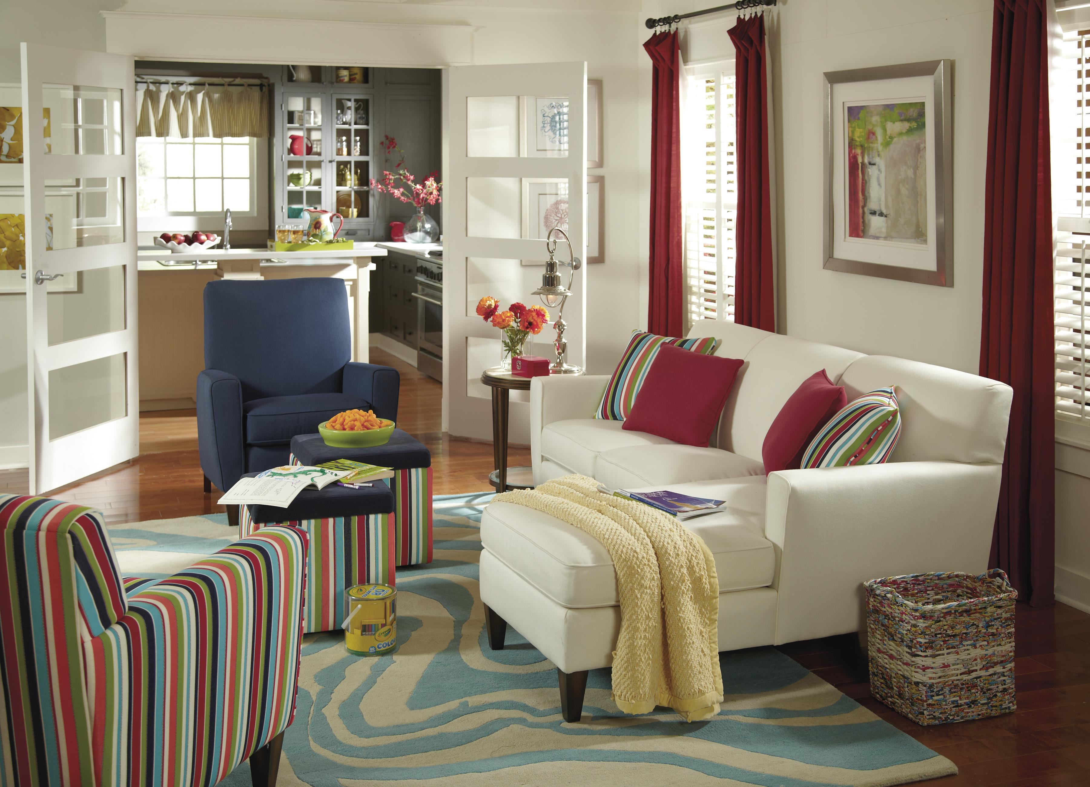 flexsteel sofa sets the dump atlanta sofas digby stationary living room group dunk bright