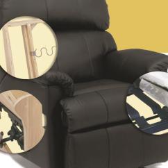 Flexsteel Reclining Sofa Warranty Large Crossword Nexus Latitudes Miller Power Love Seat With Headrest And Adjustable Lumbar
