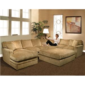 3 Piece Sectional Sofa Chelsea Home Furniture Cupertino