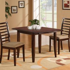 Table And Chairs With Bench Chair Mic Stand Sets Walker S Furniture Ivan 2