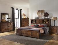 Intercon Wolf Creek King Bedroom Group | Furniture Mart ...