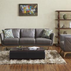 Cb2 Sectional Sofa Bed Domino 3 Piece Left Arm Elegant Kuka Leather - Sofas