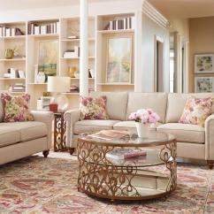 Lazy Boy Living Room Design Small La Z Leighton Stationary Group Reid S Furniture