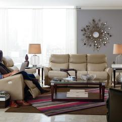 Lazy Boy Living Room Rooms Furniture Sets La Z Rowan Reclining Group Jordan S Home Furnishings Groups New Minas And Canning Nova Scotia