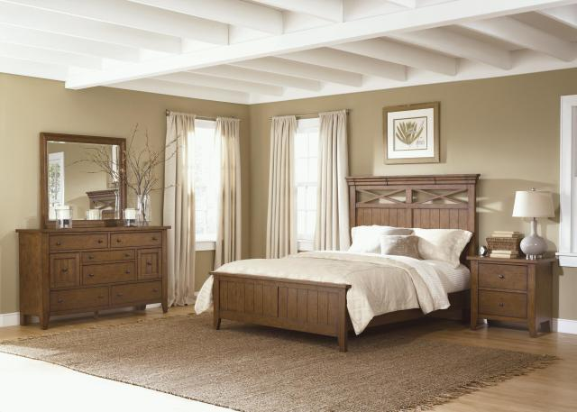 Liberty Furniture Hearthstone Queen Poster Headboard with
