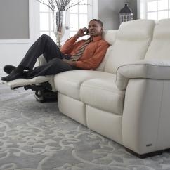 Living Room Reclining Sofas Decorating Large With Fireplace B757 (b757) By Natuzzi Editions - Baer's Furniture ...