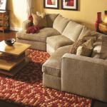 Norwalk Milford Sectional Sofa With 2 End Angle Chaises And Track Arms Bigfurniturewebsite Sectional Sofas