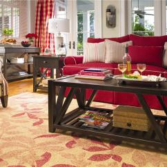 Paula Deen Living Room Furniture Collection Accessory Ideas Home (932) By Universal - Belfort ...