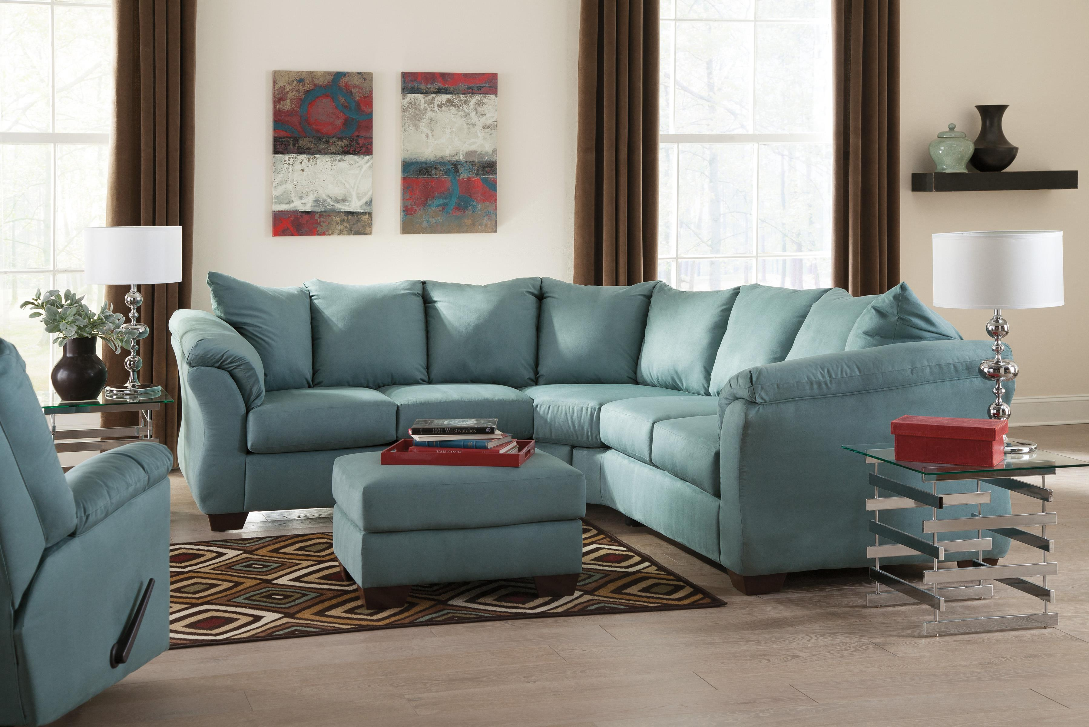 Darcy  Sky 75006 by Signature Design by Ashley  Del