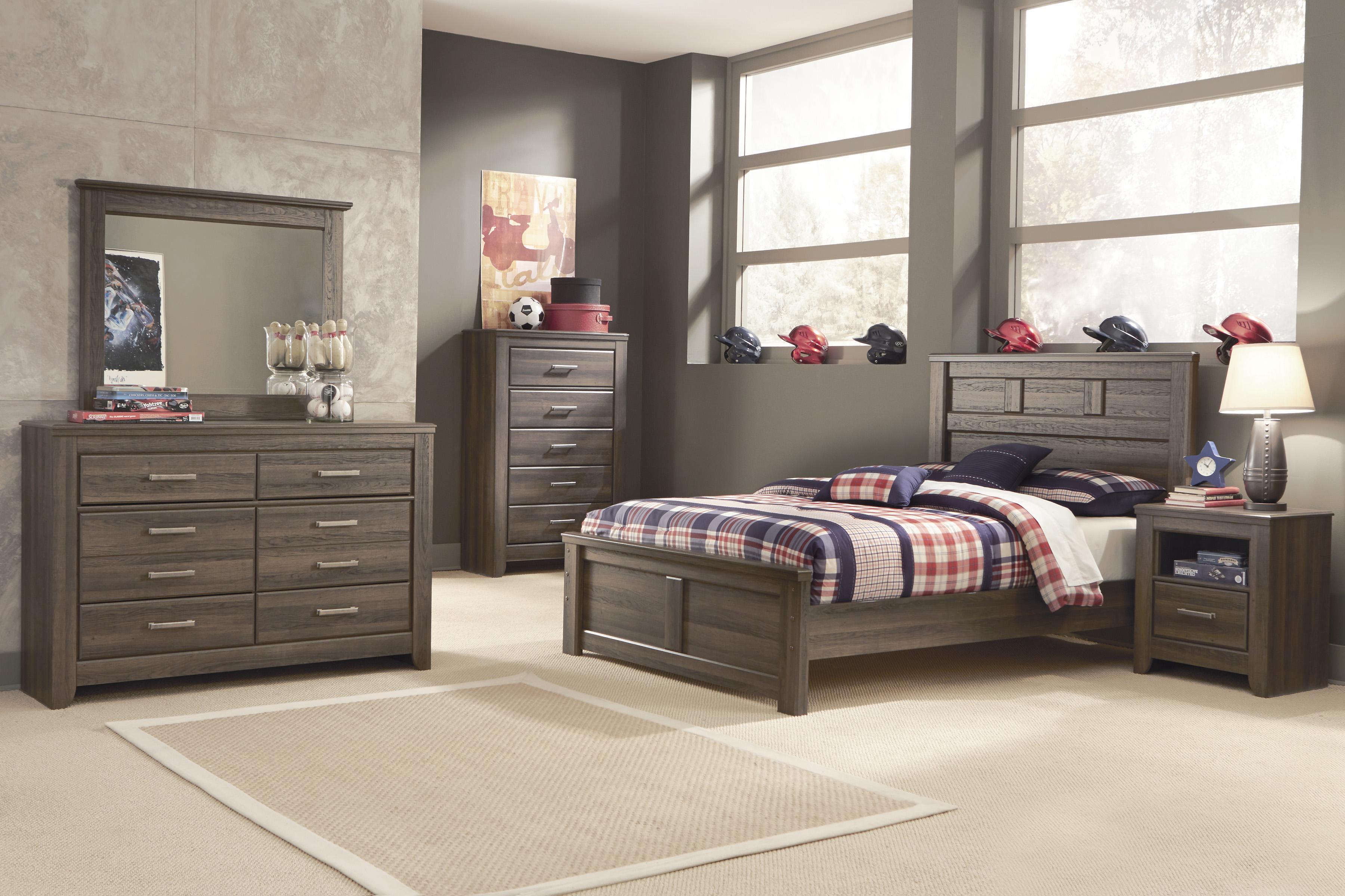 Signature Design By Ashley Juararo Full Bedroom Group
