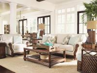 Tommy Bahama Home Bali Hai Stationary Living Room Group ...