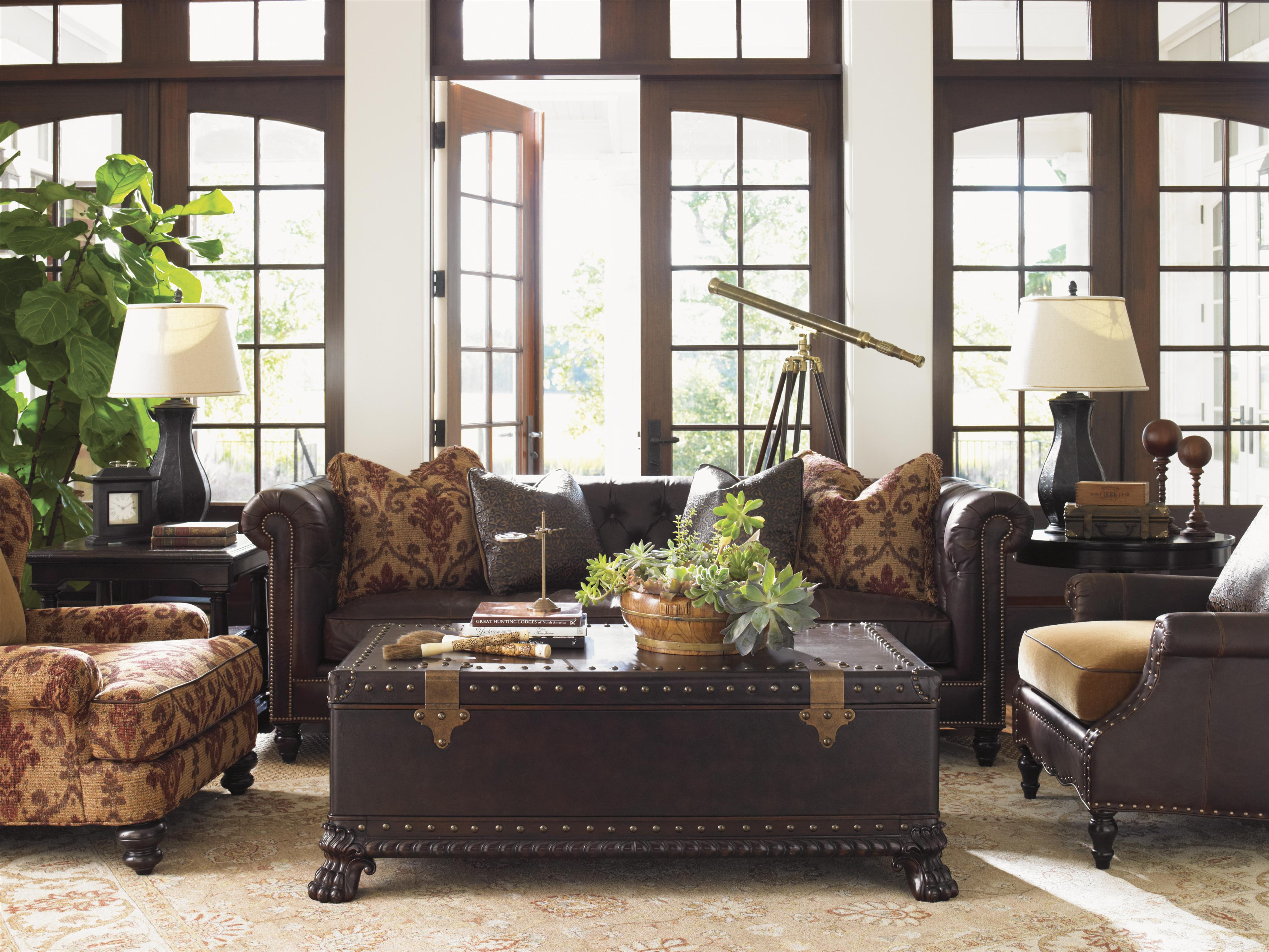 tommy bahama living room homemade furniture island traditions 548 by home hudson s dealer