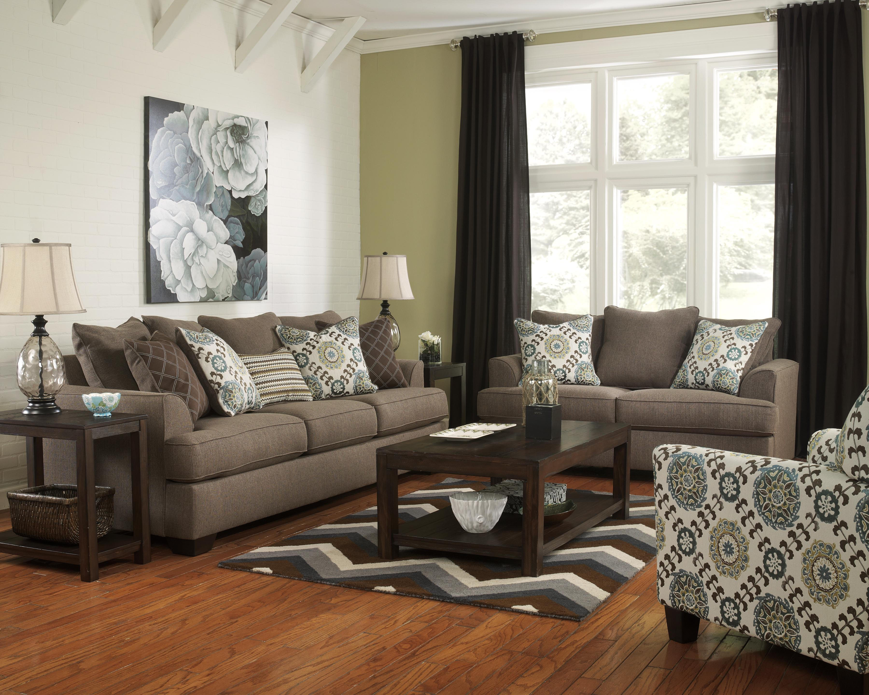 navasota charcoal sofa ashley furniture toddler bed sets durablend knox coffee leather by