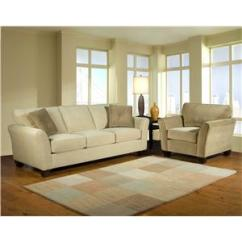 Broyhill Landon Sofa Gray Sleeper Set At Ahfa - Furniture Store Dressers