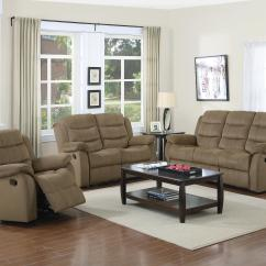 Liberty 2 Piece Sofa And Motion Loveseat Group In Grey Tufted Living Room Coaster Reclining Johanna Tan Corduroy