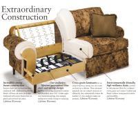 Flexsteel Latitudes-Willa Contemporary Swivel Chair with ...