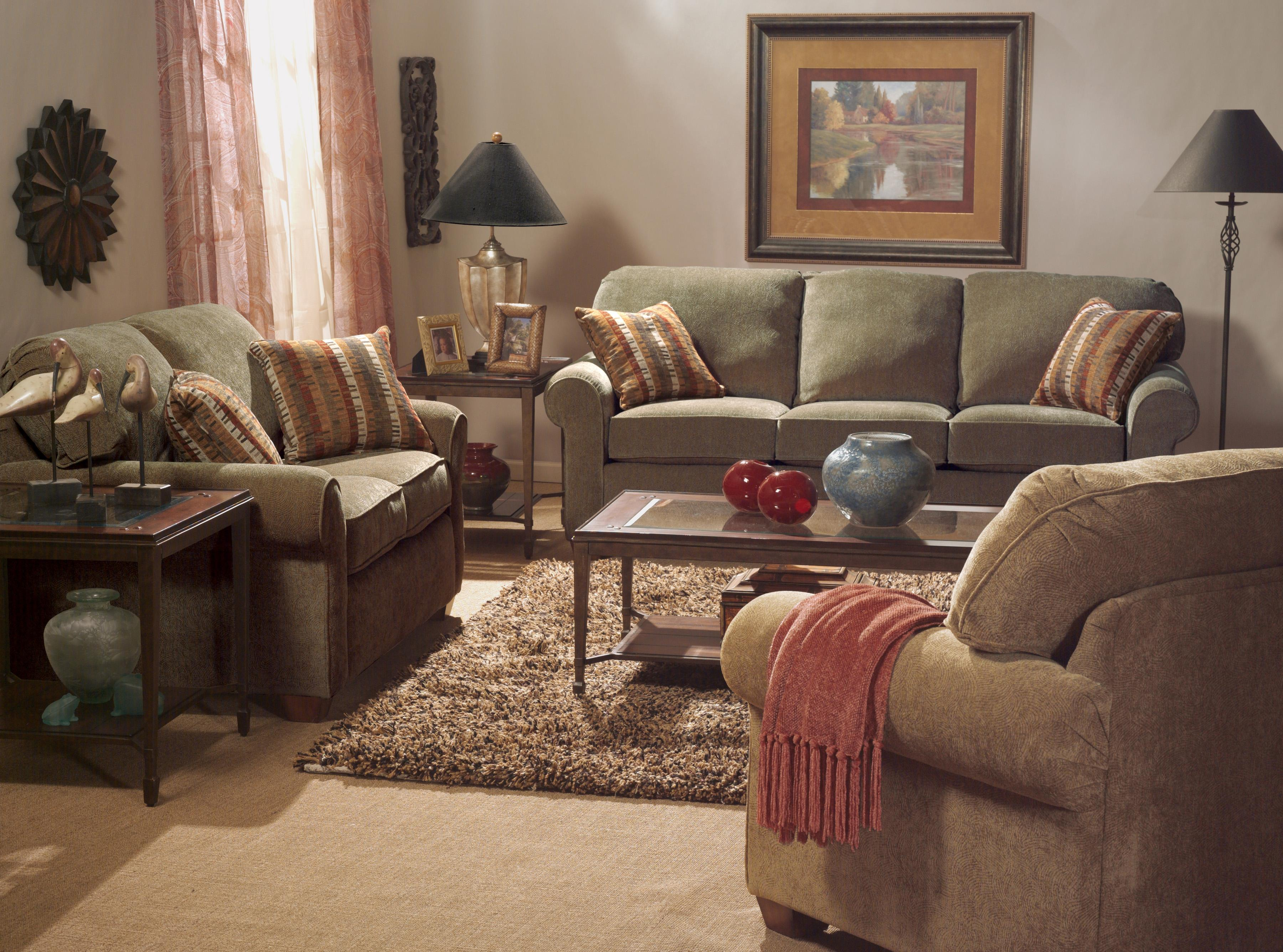 flexsteel thornton sectional sofa set blue colour price