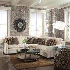 Jonathan Louis Benjamin Sectional Sofa Sofas For Immediate Delivery Wedge Bernhardt Atlas B58
