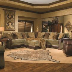 Huntington Sectional Sofa 52 X 72 Bed Mattress All Weather Wicker Square Arm
