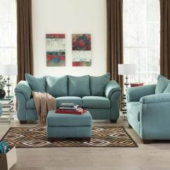 Darcy Sofa Chaise Ashley Furniture Zuo Axiom Review Microfiber Tan