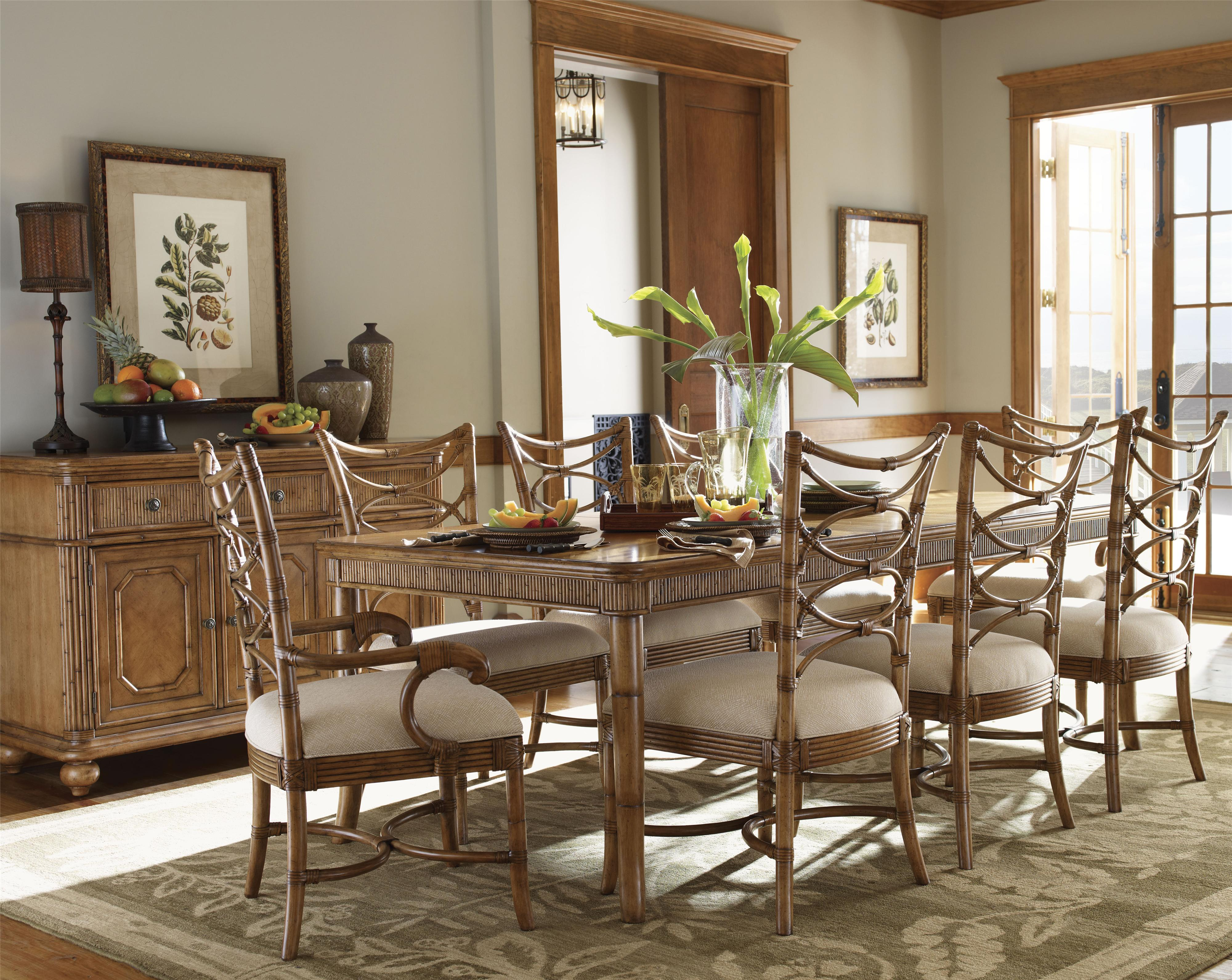 Tommy Bahama Furniture Collections. Beach House Dining Room Sets