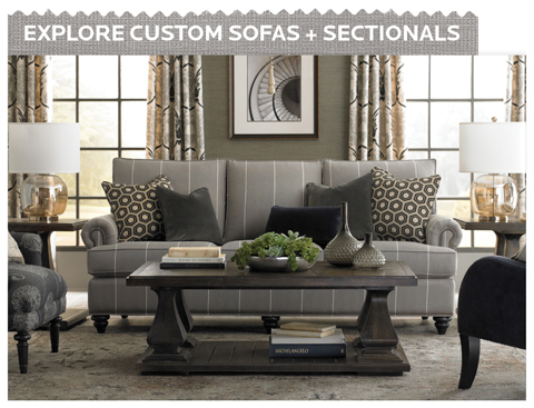create your own living room set pictures for a bassett furniture at darvin style