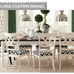 Custom Living Room Furniture Lavender And Grey Bassett At Darvin Dining Your Way